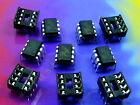 Stk.5 x ATTINY 25 - 20PU mit/ohne DIP8 Sockel / Socket Mikrocontroller ATMEL
