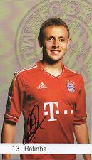 Rafinha (Bayern München) - 2012/2013 - original - DFB