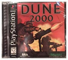 Dune 2000 (PS1, 1999) BRAND NEW SEALED - FREE U.S. SHIPPING - NICE