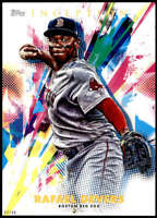 Rafael Devers 2020 Topps Inception 5x7 #30 /49 Red Sox