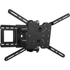 SANUS F180c-b2 Full Motion TV Wall Bracket for 47 to 80 Inches - Black