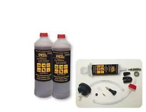 2 x OPTImaxx Reifendicht-Gel Professional 1 Liter Flasche incl. Handfüllgerät
