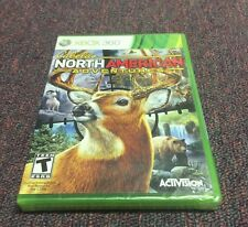 Cabela's North American Adventures (Microsoft Xbox 360, 2010) Brand New