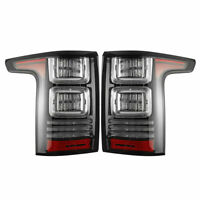 Pair For Land Rover Range Rover L405 2013-2017 Rear Tail Brake Light Lamps White