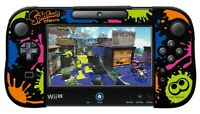 Wii U GamePad Splatoon Type-B Silicon cover collection JAPAN