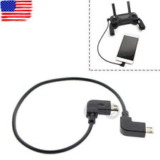 Data Cable for DJI MAVIC PRO AIR Spark Drone Remote Controller RC to Android USB