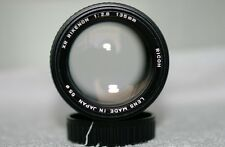 ***MINT CONDITION*** OBJECTIF/LENS RICOH RIKENON JAPAN 135mm f2.8 PENTAX K