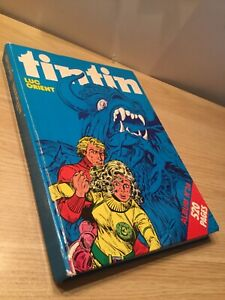JOURNAL DE TINTIN ALBUM N°24, French language Hardcover 1980 Album