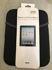 Sleeve For Ipad And Ipad 2 Premium Neoprene Protection