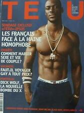 TETU - LES FRANCAIS FACE A LA HAINE HOMOPHOBE