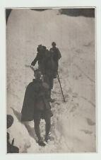 1WW IWW GRANDE GUERRA REGIO ESERCITO ALPINI AL LAGOSCURO FOTOGRAFIA 1918