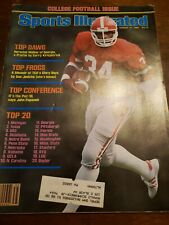 Sports Illustrated - College Football Issue- August 31, 1981 -(M20A)