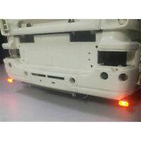 CNC Front Bottom LED Light 1 Set For Tamiya 1/14 Scania R620 56323 R470 RC Truck