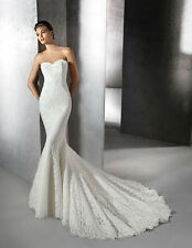 Vestido de boda Pronovias nuevo impresionante