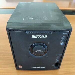 NAS Buffalo LinkStation Pro Quad + 4 x 1TB LS-QVL Series