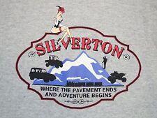 Silverton: Pavement Offroad Vehicle Truck Tourist Cute Pinup Pin-up T Shirt M