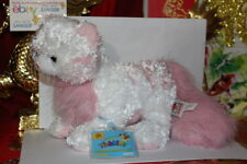 WEBKINZ TICKLED PINK CAT.COMES WITH SEALED/UNUSED CODE/TAG-NICE GIFT