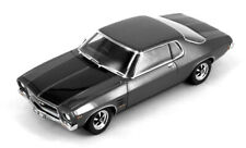 AUTOart 1:18 Holden HQ Monaro Coupe GTS Gunmetal Grey with Black Stripes 73388