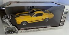 Shelby Collectibles 1/18 1967 Ford Mustang GT-500E Eleanor YELLOW DC500E07 cobra