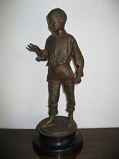 Rancoulet Ernest (1870-1915) - Sculpture - Métal - Régule - Vers 1900 -