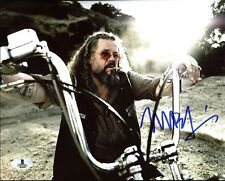 Mark Boone Junior Sons Of Anarchy Authentic Signed 8X10 Photo BAS #B03940
