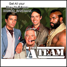 Fridge Fun Refrigerator Magnet A-TEAM PHOTO Version: A 80s Retro Mr. T