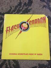 Flash Gordon soundtrack! Queen! record/vinyl. Hard to find!