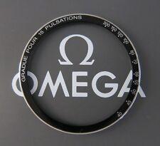 OMEGA 1960s-90s Speedmaster Pro Moon PULSATIONS Bezel Ref.145.012 & 145.022 NOS