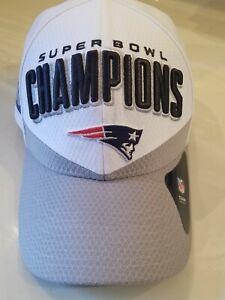 New Era 940 New England Patriots Super Bowl LIII Champions Locker Room Snapback