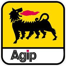 "#616 (1) 3"" Agip Vintage superbike sponsor decal racebike race vinyl LAMINATED"