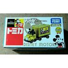 Tomica Disney Motors Dream Carry Mickey Mouse 90Th 2018 from japan
