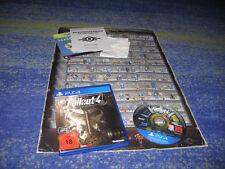Fallout 4 Sony PlayStation 4 neuw.+ Poster Überlebenshandbuch usw. deutsch