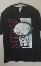 Vintage STEWIE Family guy T Shirt Size Medium scarface gangsta Streetwear