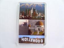 Los Angeles, USA - Novelty Fridge Magnet