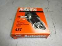 Lot of 3 Autolite 437 Spark Plug
