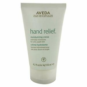 Aveda Hand Relief Moisturizing Creme 4.2 oz 125ml