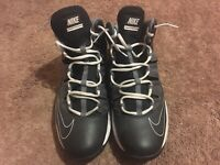 NIKE AIR MAX Stutter Step 599565 003 Basketball Shoes MENS size 13