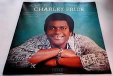 Charlie Pride Someone Loves You Honey 1971 RCA 2478 Country 33rpm LP Strong VG+