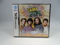 Camp Rock: The Final Jam (Nintendo DS, 2010)  NEW sealed