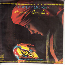 """ELECTRIC LIGHT ORCHESTRA  Shine A Little Love E.L.O. PICTURE SLEEVE 7"""" 45 NEW"""