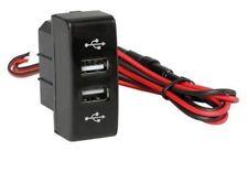 pour camion mercedes actros mp3 chargeur USB 12V / 24V MAX 3A sortie double /