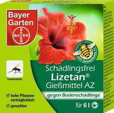 Bayer Schädlingsfrei Lizetan® Gießmittel AZ  30 ml gegen Bodenschädlinge