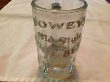 Bowey's Old Style Root Beer Mug Early 1900's