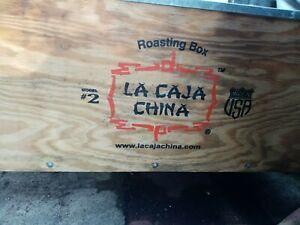 La Caja China Roasting box Model 2 BBQ Catering