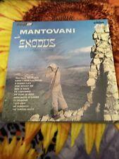 Mantovani exodus vinyl record