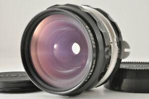 Near MINT/ Nikon Nikkor-H Auto 28mm F3.5 non-ai Lens from Japan #1171