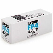 ILFORD Fp 4 Plus 125 Iso Roll Film 120 5 Films