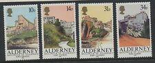 Alderney 28/31 postfrisch ......................................................