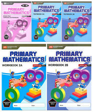 Singapore Primary Mathematics Level 2 KIT + Answer Booklet (Common Core Edition