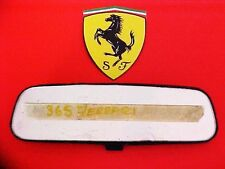 Ferrari 365 Interior Rear View Mirror OEM